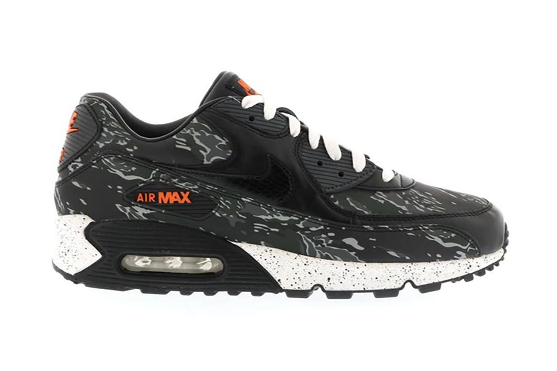 Atmos Nike Air Max 90 Tiger Camo