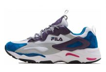 Fila Ray Tracer White/Ink Blue/Pink Purple