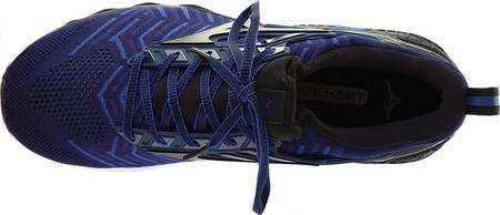 Mizuno WaveKnit C1 Blue Black