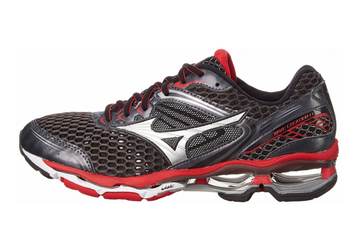 Mizuno Wave Creation 17 Dark Shadow/Silver