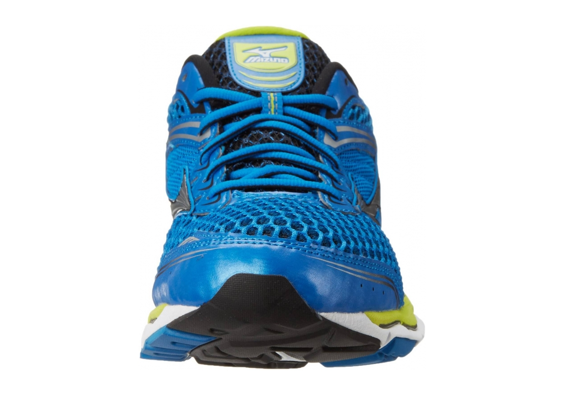 Mizuno Wave Creation 17 Electric Blue Lemonade/Silver
