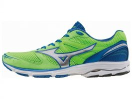 Mizuno Wave Aero 15 Green