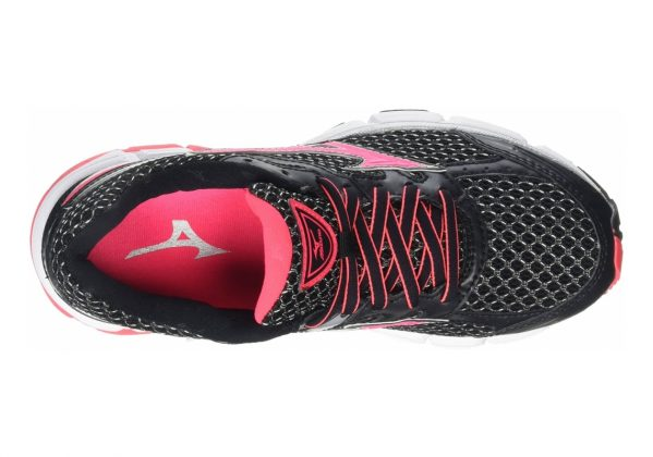 Mizuno Wave Connect 3 Black Black Diva Pink Silver