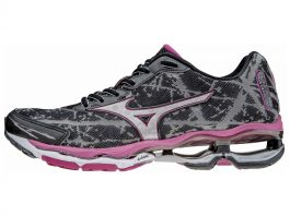 Mizuno Wave Creation 16 Anthrazit/Grau