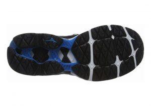 Mizuno Wave Creation 20 Black / Black / Blue Jewel