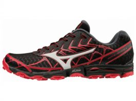 Mizuno Wave Hayate 4 Red