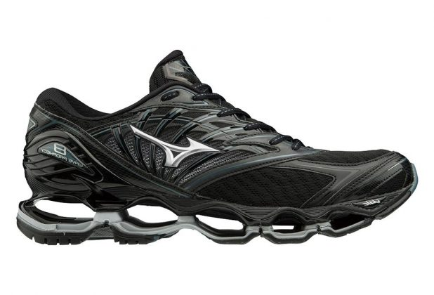 Mizuno Wave Prophecy 8 Black Silver
