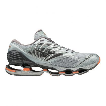 Mizuno Wave Prophecy 8 Silver Orange