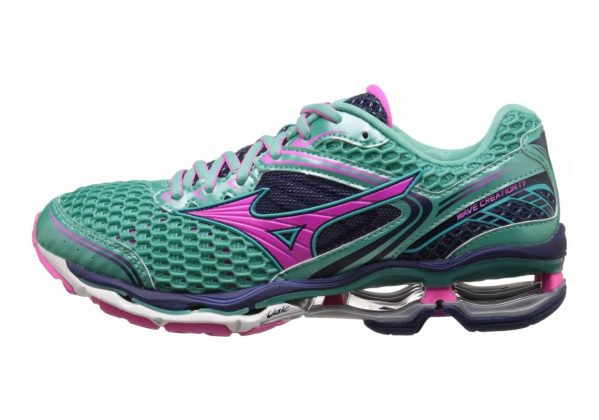 Mizuno Wave Creation 17 Waterfall/Electric/Blue Depths