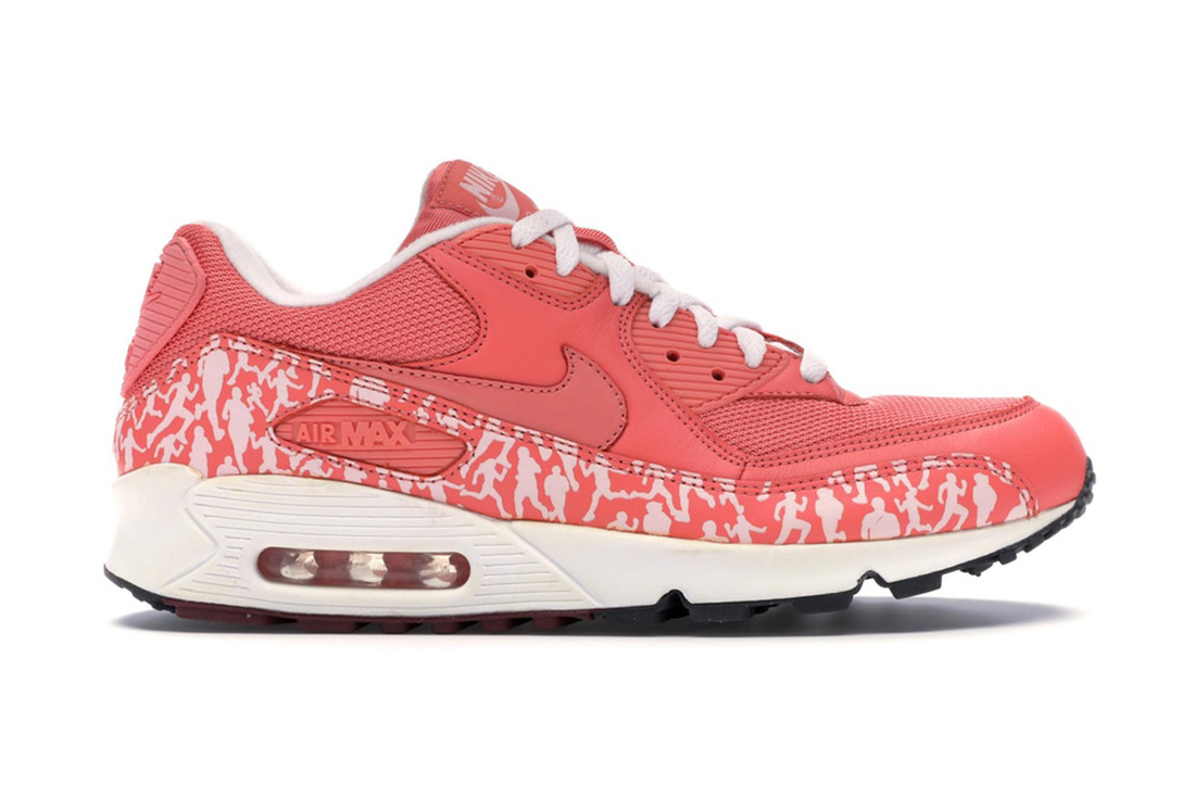 Nike Air Max 90 Powerwall Sunblush