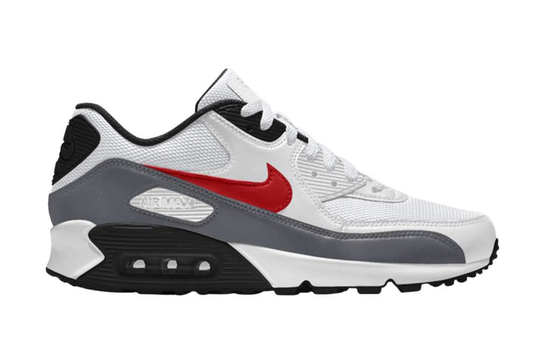 Nike Air Max 90 Silver Surfer