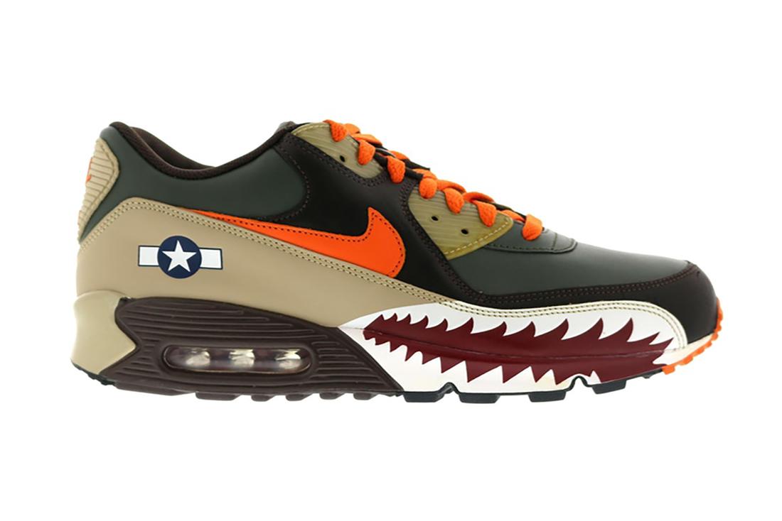 Nike Air Max 90 Warhawk