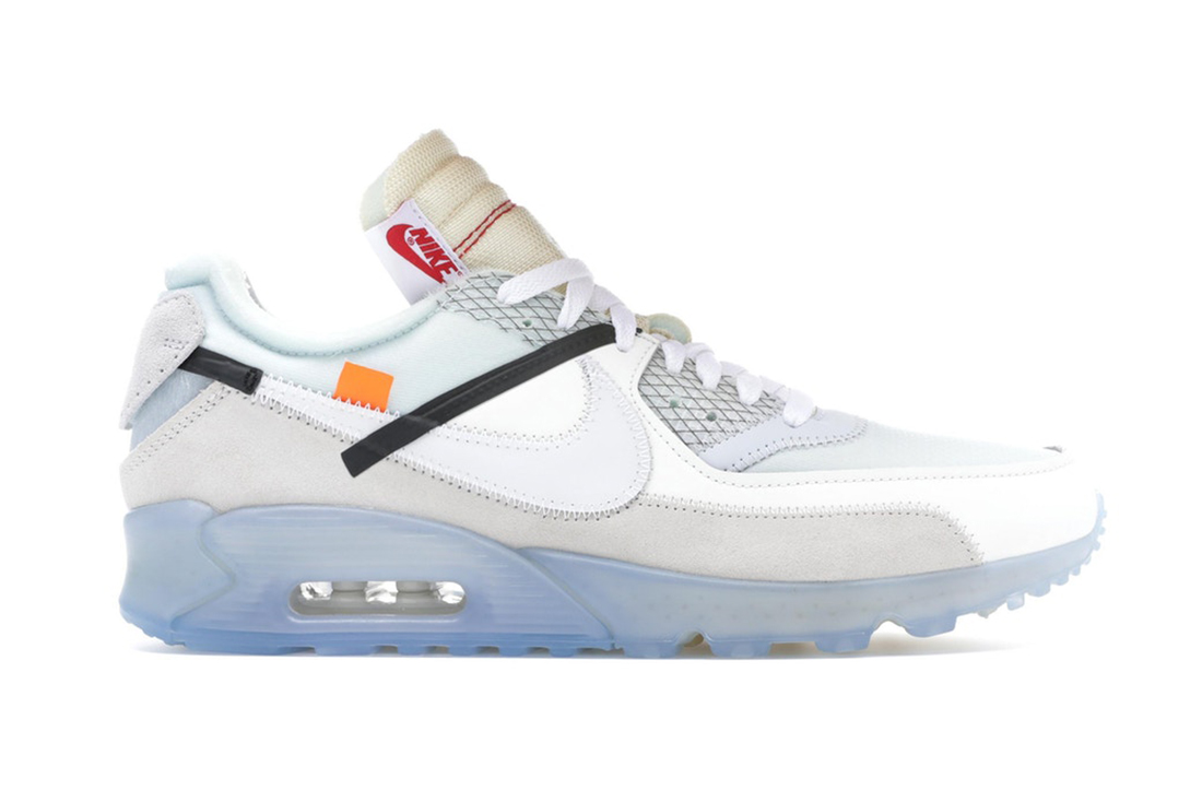 Off White Nike Air Max 90 White