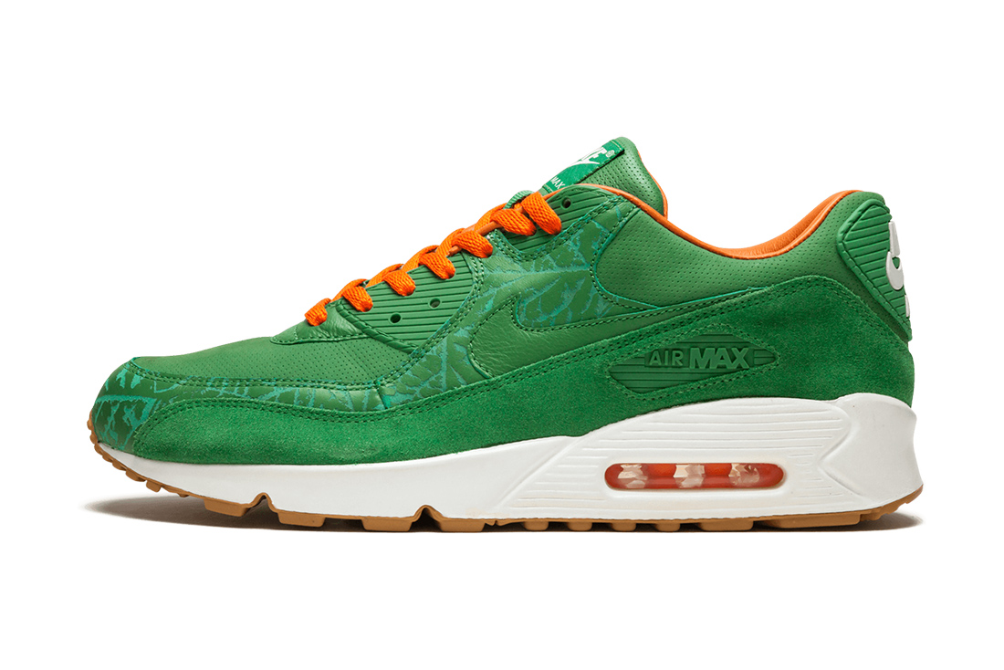 "Patta x Nike Air Max 90 ""Homegrown"""