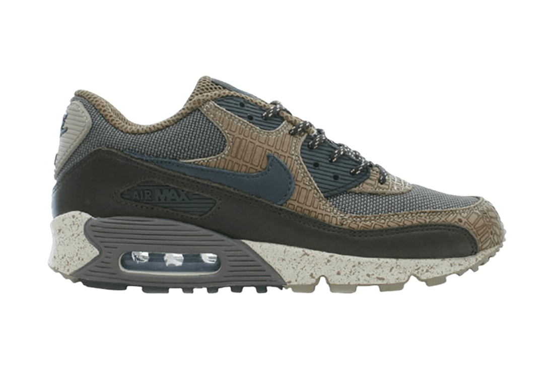 Nike Air Max 90 Navigation