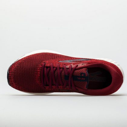 Brooks Revel 3 Red Black