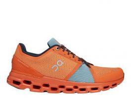 On Cloudstratus Orange/Wash