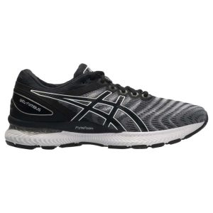 Asics Gel Nimbus 22 White Black
