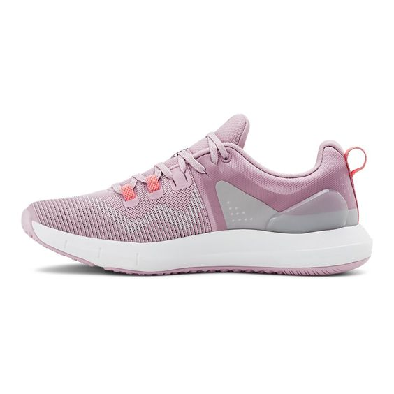 Under Armour HOVR Rise Pink/White