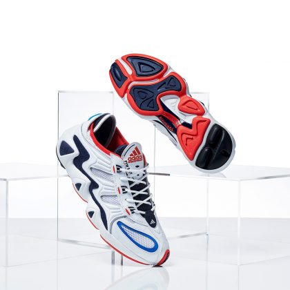 Adidas FYW S 97 Red White Black Blue