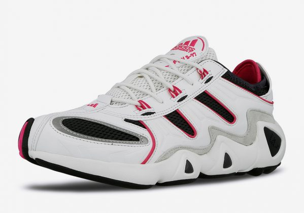 Adidas FYW S 97 White Red Black