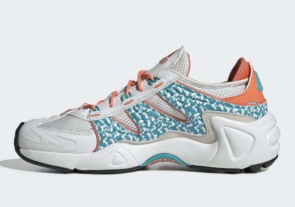 Adidas FYW S 97 White Gray