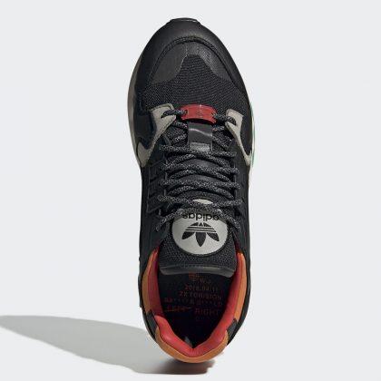 Adidas ZX Torsion Black Orange