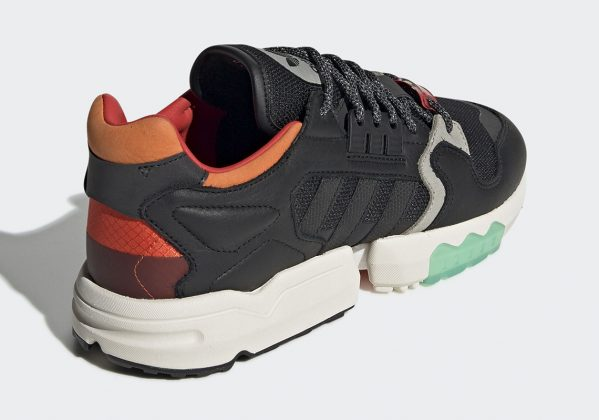 Adidas ZX Torsion Black Orange