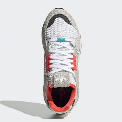 adidas ZX Torsion White Red