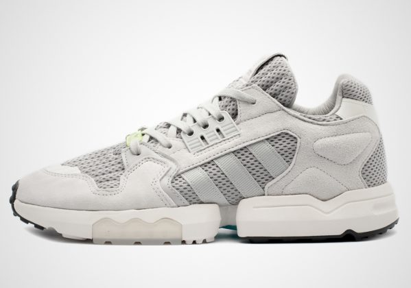 Adidas ZX Torsion Grey White