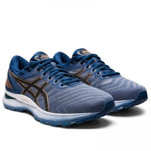 Asics Gel Nimbus 22 Rock Graphite