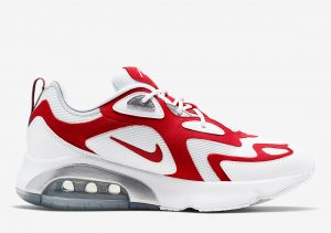 Nike Air Max 200 White Red