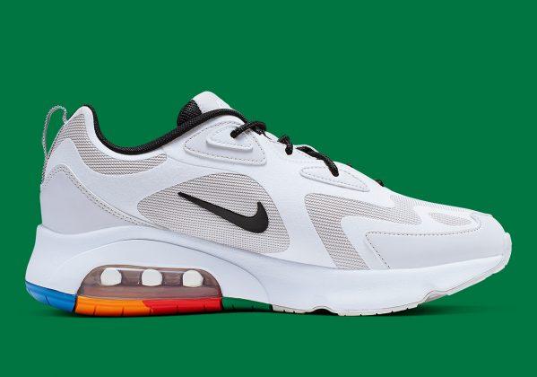 Nike Air Max 200 Vast Grey