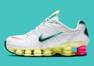 Nike Shox TL Pastel Hues