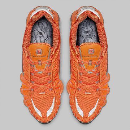 Nike Shox TL Orange