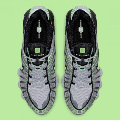 Nike Shox TL Lime Blast
