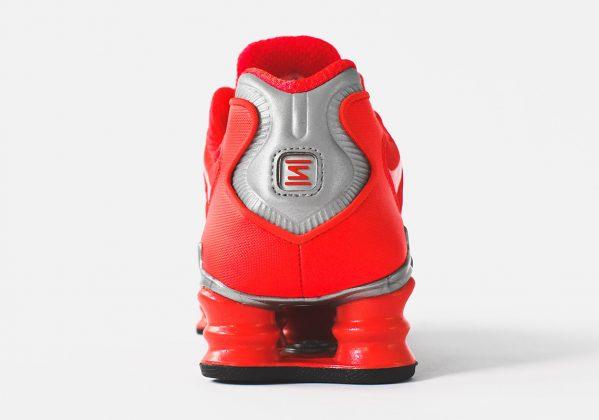 Nike Shox TL Red