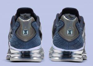 Nike Shox TL Python Pony