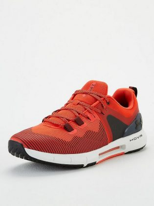 Under Armour HOVR Rise Red/White