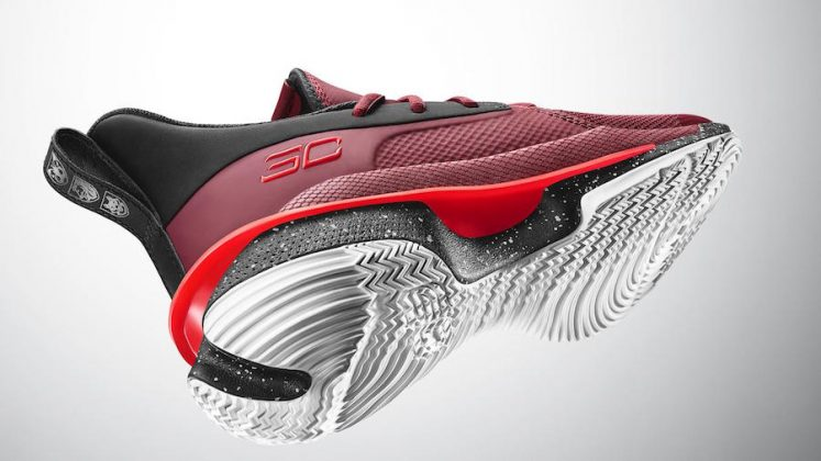 Under Armour Curry 7 Underrated Tour