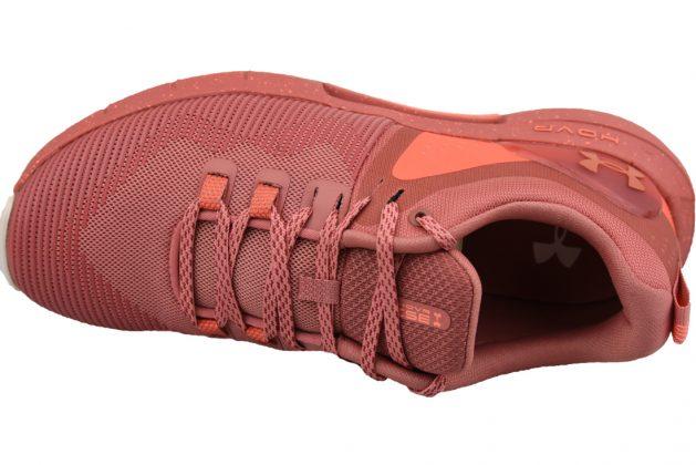 Under Armour HOVR Rise Peach Blush/Fractal Pink
