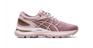 Asics Gel Nimbus 22 Watershed Rose Gold