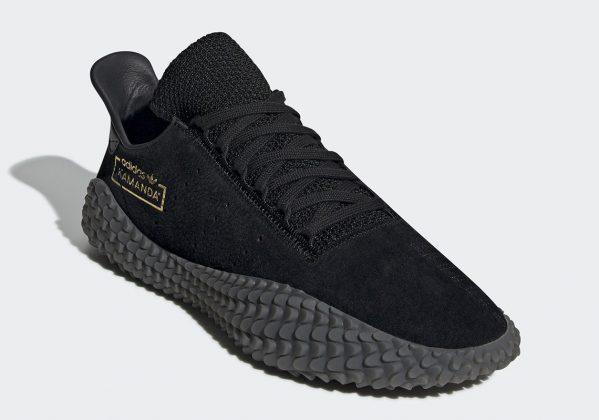 Adidas Kamanda Black