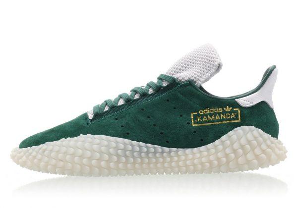 Adidas Kamanda Clear Green