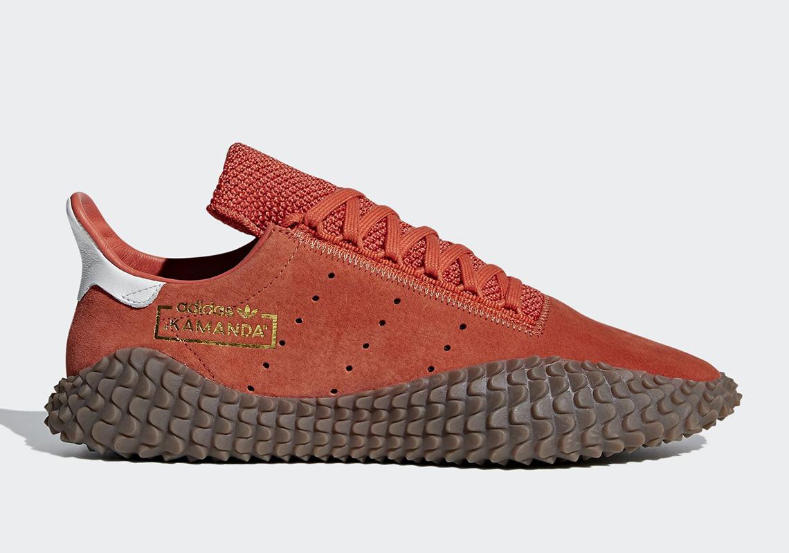 Adidas Kamanda Red