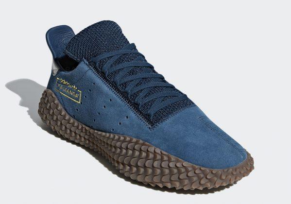 Adidas Kamanda Blue