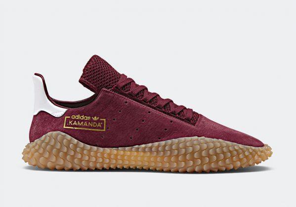 Adidas Kamanda Purple Raw