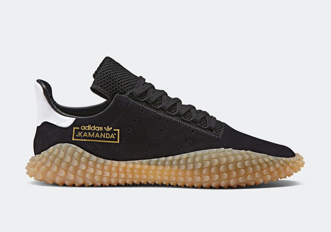 Adidas Kamanda Black Raw