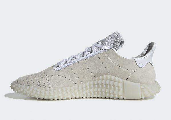 Adidas Kamanda White Gold