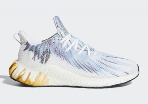 Adidas AlphaBoost White/Blue Wings